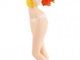 《海贼王》娜美温感泳装手办 温度升高会有大惊喜