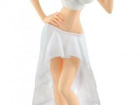 《海贼王》推出婚纱系列手办 娇艳新娘全部抱回家