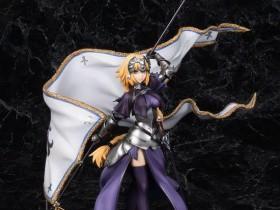 《Fate/Grand Order》贞德降临手办 全身武装也遮不住的好身材