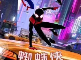 《蜘蛛侠:平行宇宙》定档12月21日 6位蜘蛛侠并肩作战