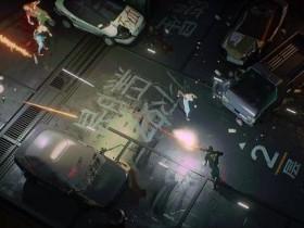 《RUINER》一款非常激烈的动作射击游戏