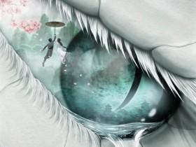 《白蛇:缘起》国际版海报 知名设计师黄海精心创作