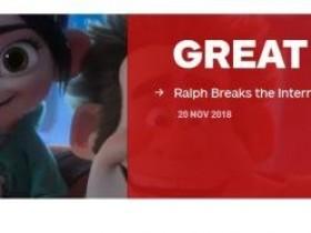 《无敌破坏王2:大闹互联网》IGN评分8.0 迪士尼公主同框分外抢眼