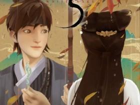 《白蛇:缘起》新海报曝光 阿宣与小白演绎绝美爱恋