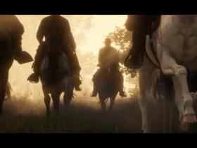 《荒野大镖客:救赎2》发布PC发售预告片 畅游西部就是现在!