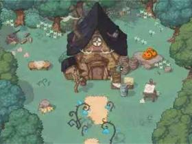 可爱像素风游戏《森林里的小魔女》公开新预告