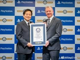 """共庆25周年!索尼荣获""""有史以来最畅销家用游戏主机品牌""""世界纪录"""